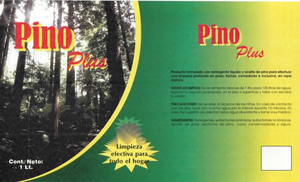PINO PLUS