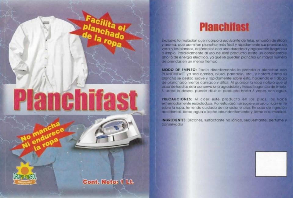 PLANCHIFAST